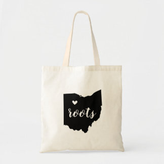 Ohio Roots State Tote Bag