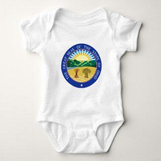 Ohio State Seal Baby Bodysuit