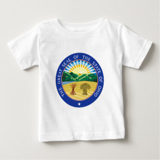 Ohio State Seal Baby T-Shirt