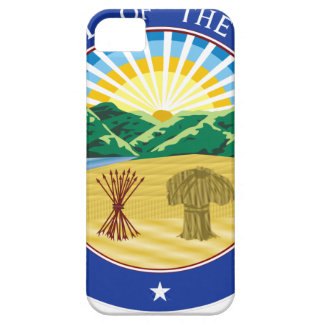 Ohio State Seal iPhone 5 Cover