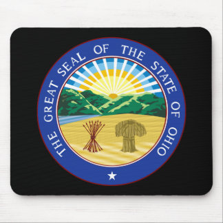 Ohio State Seal Mousepad