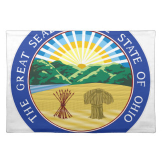 Ohio State Seal Placemat