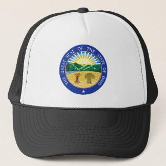 Ohio State Seal Trucker Hat