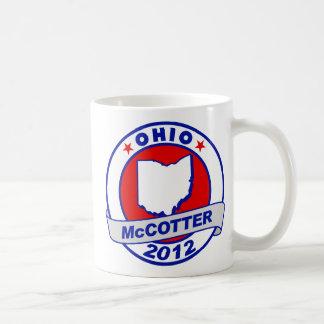 Ohio Thad McCotter Coffee Mug