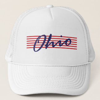 Ohio Trucker Hat