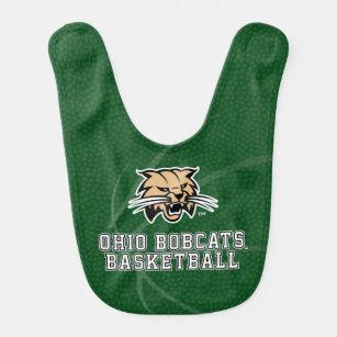 Ohio University Bobcat Logo Basketball Bib