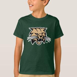 Ohio University Bobcat Logo T-Shirt