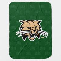 Ohio University Bobcat Logo Watermark