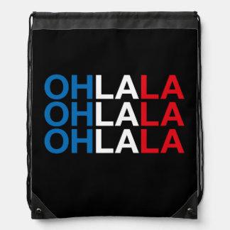 OHLALA DRAWSTRING BAG