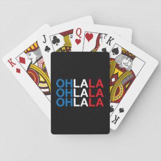 OHLALA PLAYING CARDS