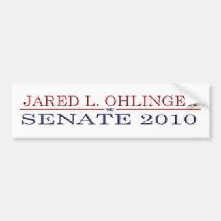 Ohlinger For Senate Bumper Sticker