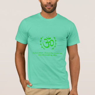 ohm2, The Music Artists - Music is... - Customized T-Shirt