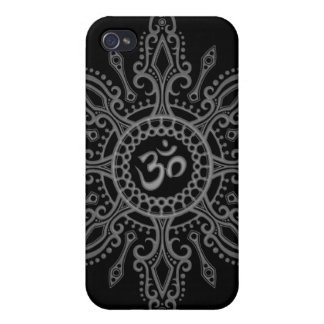 Ohm Star (dark) iPhone 4/4S Cover
