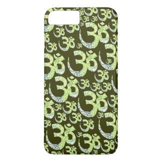 ohm texture (print) co iPhone 7 plus case