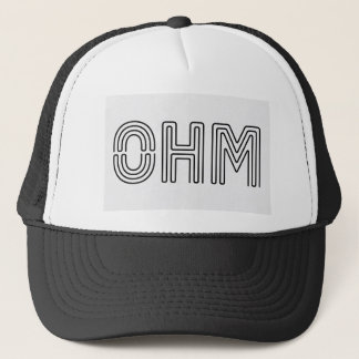 Ohm !!! Vapers know... Trucker Hat