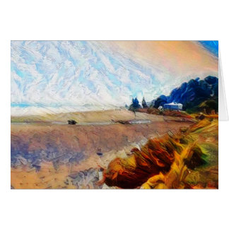 Ohope Beach Greeting Card