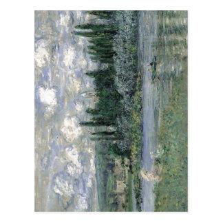 Oi on canvas, 60 x 100 cm Gallery: Alte Nationalga Postcard