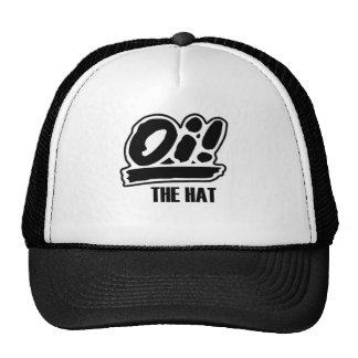 Oi! The Hat