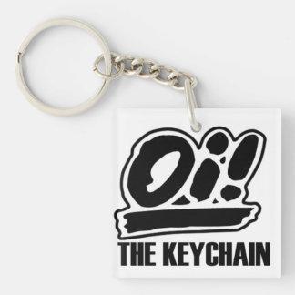 Oi! The Keychain