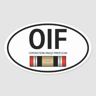 OIF Sticker