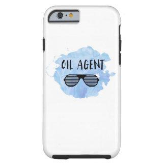 Oil Agent Tough iPhone 6 Case