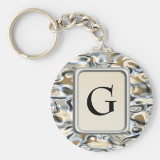 Oil And Water Key Ring