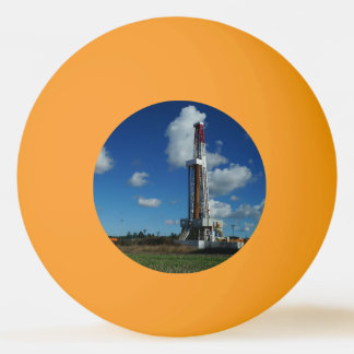 Oil Gas Rig Drilling Ping Pong Ball
