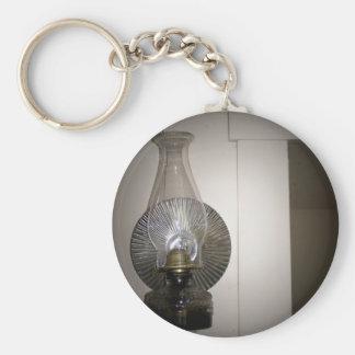 Oil Lamp Key Ring