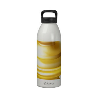 Oil Lamp Drinking Bottle