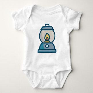 Oil Lantern Baby Bodysuit