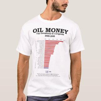 Oil Money to Congress T-Shirt