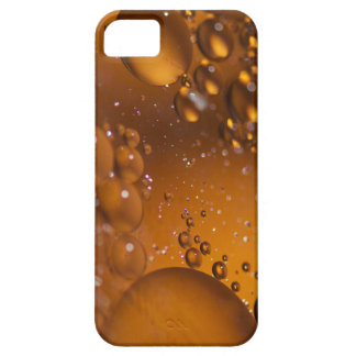 Oil on water case for the iPhone 5