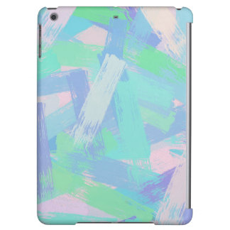 oil paint texture iPad air case