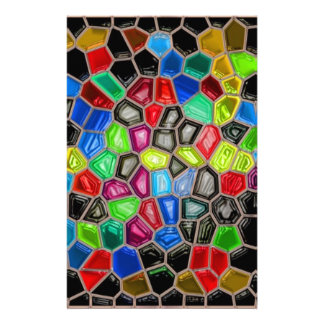 oil painting modern  abstract paintings fine art stationery design