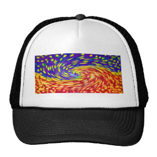 oil painting modern abstract paintings home office mesh hats