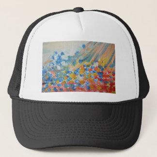 oil-paints trucker hat