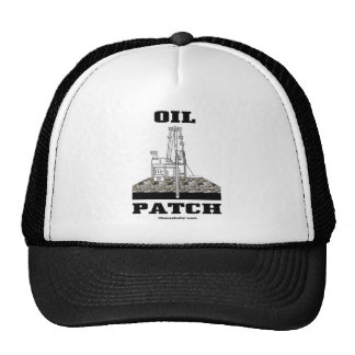 Oil Patch,Oil Field Hat,Oil Cap