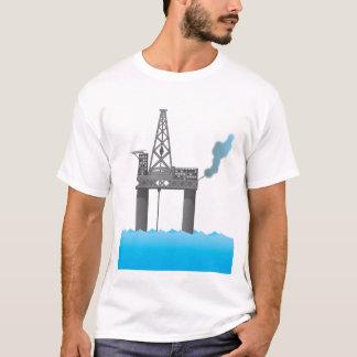 Oil Platform T-Shirt