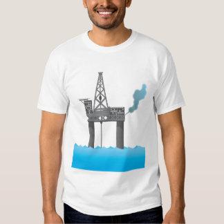 Oil Platform Tees