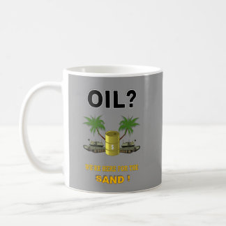 OIL PROSPECTORS COFFEE MUG