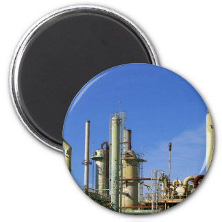 Oil Refinery Magnet