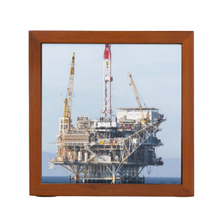 Oil Rig Desk Organiser