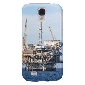Oil Rig Galaxy S4 Case