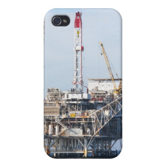 Oil Rig iPhone 4/4S Cover
