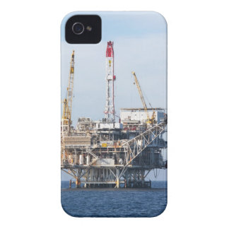 Oil Rig iPhone 4 Case-Mate Case