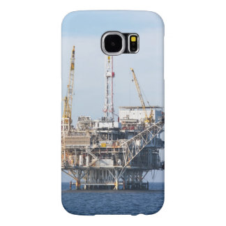 Oil Rig Samsung Galaxy S6 Cases
