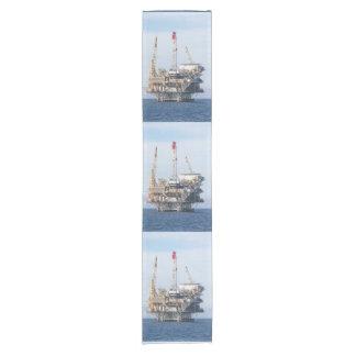 Oil Rig Short Table Runner