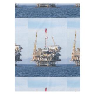 Oil Rig Tablecloth