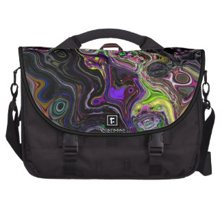 Oil Slick. Bag For Laptop