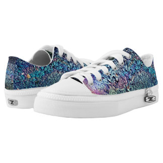 oil slick low tops